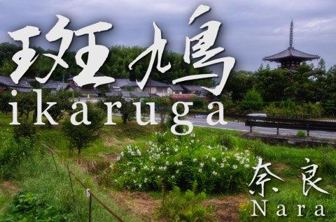 奈良ぶらり 斑鳩